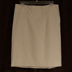 The Limited tailored skirt (size 8)